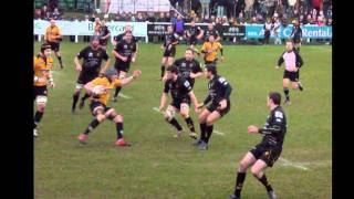 �������� ������ ��������� Esher v Cornish Pirates