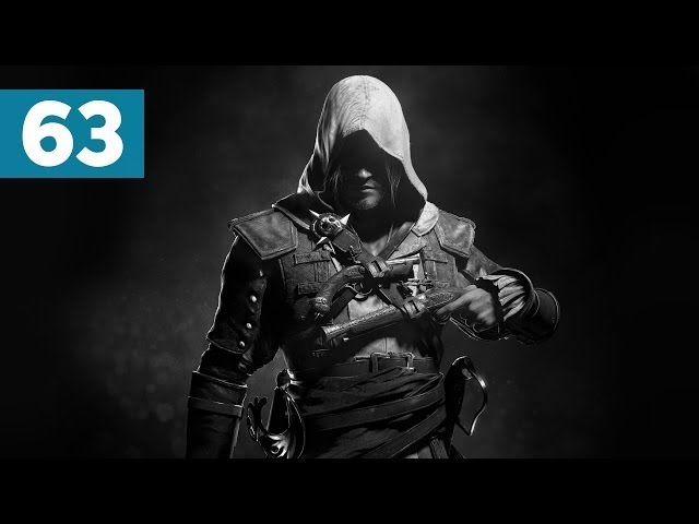 Прохождение Assassin's Creed 4 — Часть 63: Легендарный корабль «Ла Дама Негра» / Тайная дверь Тулума