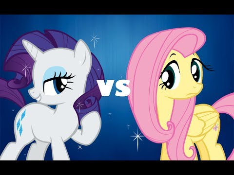 Смотреть онлайн Epic Pony Rap Battles of History - Miley Cyrus vs Joah of Arc - [PMV] - HD