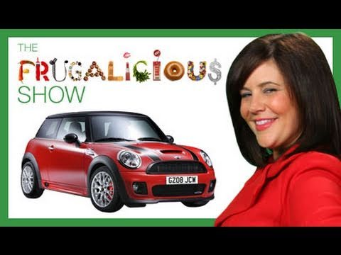 Save Money on Gas and Cars (The Frugalicious Show)