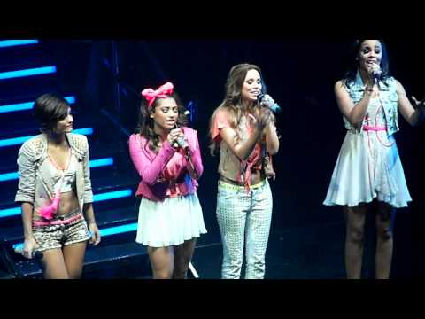 "The Saturdays ""Here Standing"" Oxford Headlines Tour"