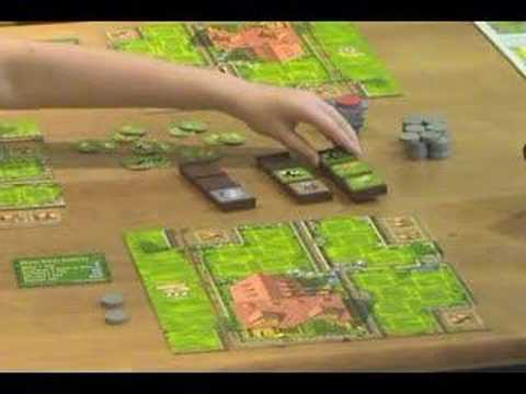 Смотреть онлайн How To Play Zooloretto Board Game 1 of 2