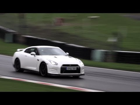 Nissan GT-R Track Pack v Porsche 997 Turbo S - CHRIS HARRIS ON CARS