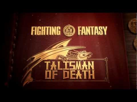 Смотреть онлайн бесплатно Fighting Fantasy: Talisman of Death - Official Trailer