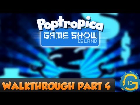 Poptropica - Game Show Island Walkthrough Part 4