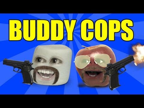 Annoying Orange - Buddy Cops buddy cops игра