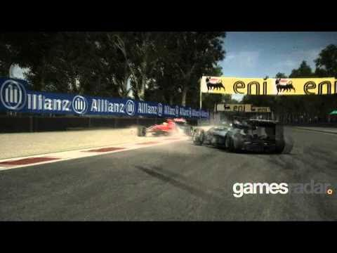 50 smashes in F1 2010, Xbox 360 version