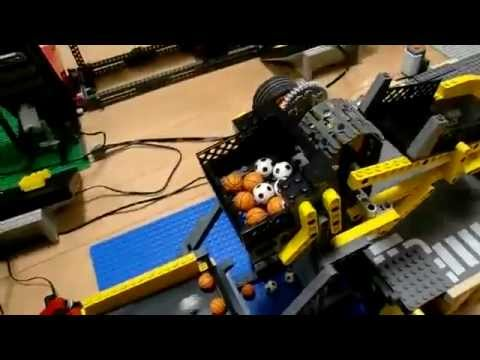 �������� ������ ��������� LEGO Awesome Machine ���� ���� ������