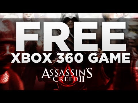Смотреть онлайн FREE XBOX LIVE GAME - Assassin's Creed 2 (Review & Gameplay)