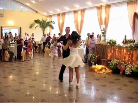 "Смотреть онлайн бесплатно Dirty Dancing first wedding dance from the movie ""the time of my life"" the time of my life клип"