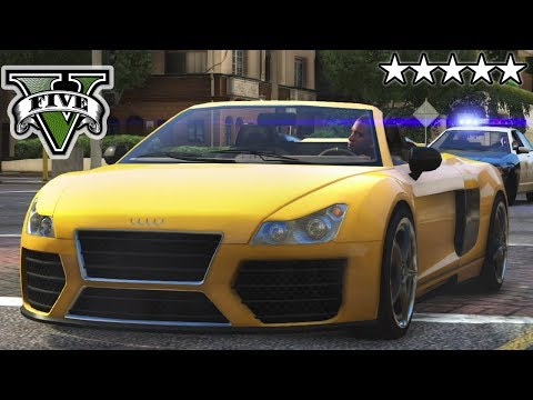 Смотреть онлайн GTA 5 Online Free Roam JUMPS & STUNTS Livestream, in CUSTOM CARS, BIKES GTA V Online