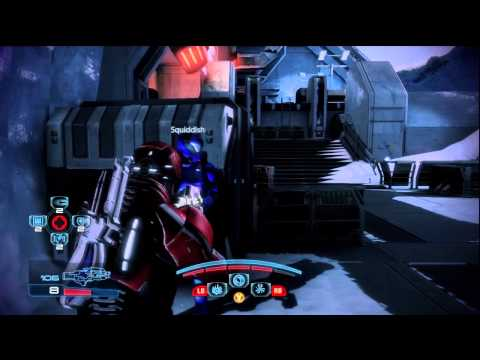 Squiiddish and SHENMUE Play - Mass Effect 3 Demo Featuring Toxic Lotus